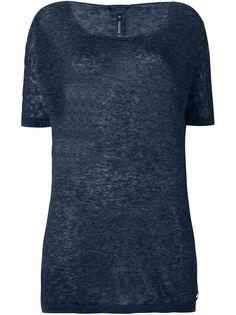 вязаная футболка  Woolrich