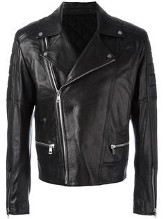 zip up biker jacket Juun.J
