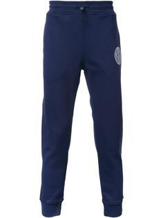 спортивные брюки с заплаткой с логотипом Love Moschino