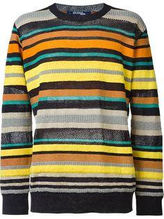 свитер в полоску  Junya Watanabe Comme Des Garçons Man