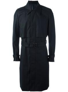 pocketed belted trench coat Juun.J