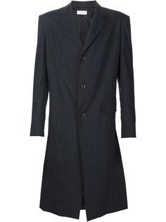 полосатое пальто Icosae