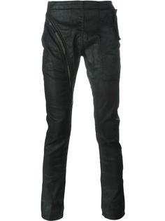 вощеные брюки 'Aircut' Rick Owens DRKSHDW