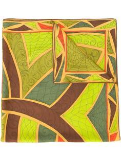 платок с графическим узором Emilio Pucci Vintage