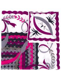 платок с орнаментом Emilio Pucci Vintage