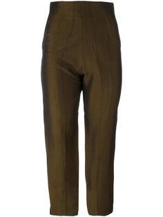 брюки с завышенной талией  Romeo Gigli Vintage
