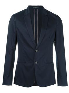 однобортный приталенный пиджак Paul Smith London