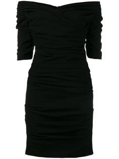 платье с декольте Dolce & Gabbana