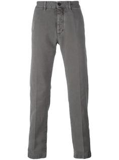 брюки 'winch' Massimo Alba