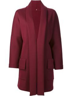 пальто без застежки Peter Cohen