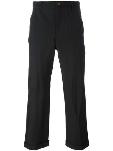 прямые брюки Comme Des Garçons Homme Plus