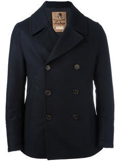 короткое двубортное пальто Sealup