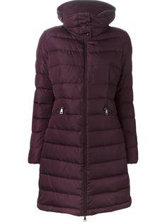 дутое пальто 'Flamette' Moncler