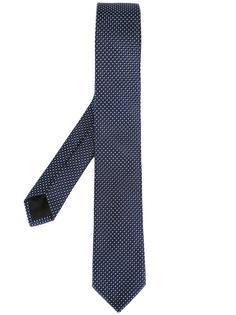 галстук с узором Valentino