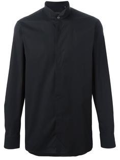 классическая рубашка на пуговицах Z Zegna