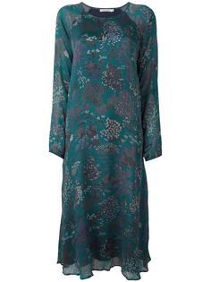 платье миди с цветочным принтом Mes Demoiselles
