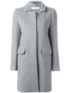 однобортное пальто  Closed