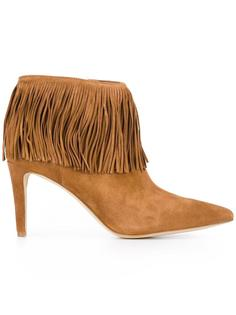 ботинки с бахромой  Sam Edelman