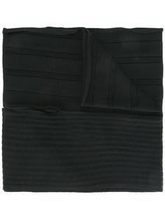 шарф в рубчик Y-3