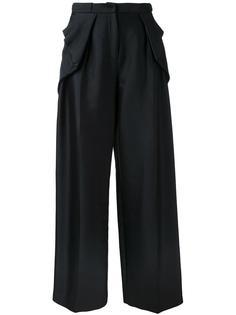 драпированные брюки  Bianca Spender