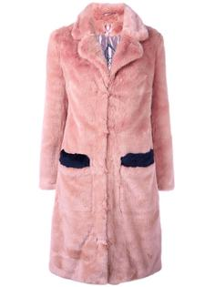 'Claude' coat Shrimps