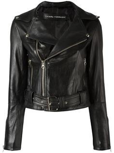 байкерская куртка 'Flirting' Chiara Ferragni