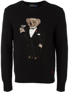 джемпер с медведем Polo Ralph Lauren