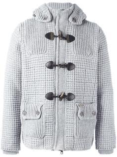 текстурированное пальто Bark