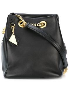 сумка-мешок на плечо Emporio Armani