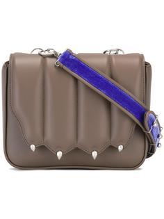 adjustable strap crossbody bag Marco De Vincenzo