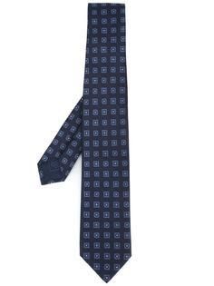 галстук с узором Brioni