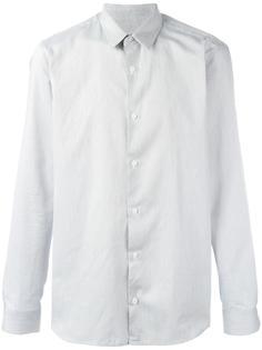 рубашка в полоску Z Zegna