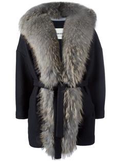 куртка с меховой отделкой Ava Adore