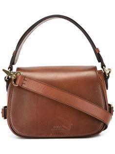 сумка через плечо с откидным клапаном Polo Ralph Lauren