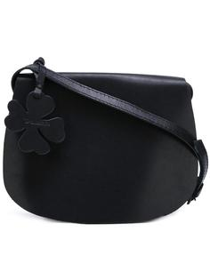 сумка через плечо с висячим ярлыком в форме цветка Danielapi