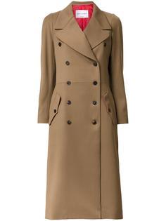 double-breasted mid coat Sonia Rykiel