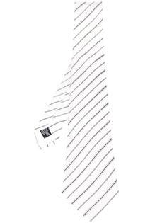полосатый галстук Giorgio Armani