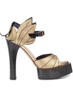 'Aphrodite Beast' sandals Vivienne Westwood