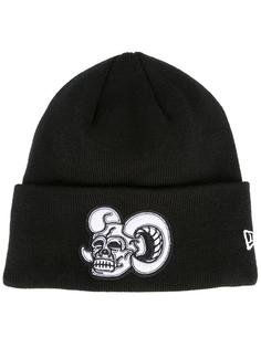 шапка 'Skull Script' New Era