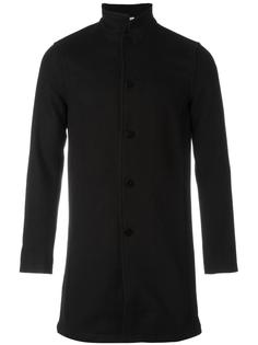 buttoned classic coat Han Kjøbenhavn