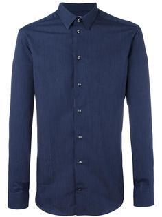 полосатая рубашка Armani Collezioni