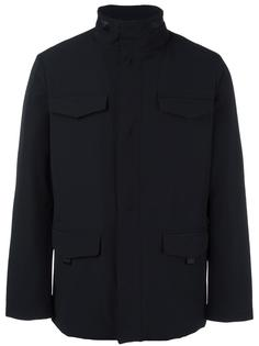 куртка с накладными карманами Armani Collezioni