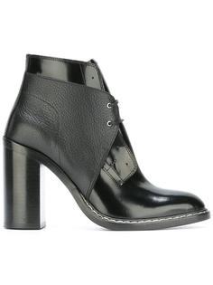 ботинки на шнуровке Mm6 Maison Margiela