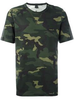 камуфляжная футболка Adidas