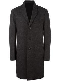 однобортное пальто Michael Kors