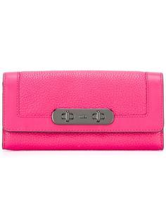 'Cerise' wallet Coach