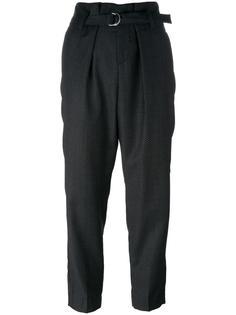 брюки прямого кроя Dondup