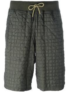 стеганые шорты Adidas