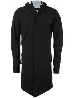 пальто с контрастными панелями на спине 11 By Boris Bidjan Saberi