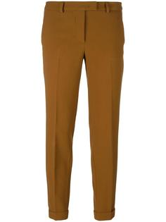 tapered cropped trousers Alberto Biani